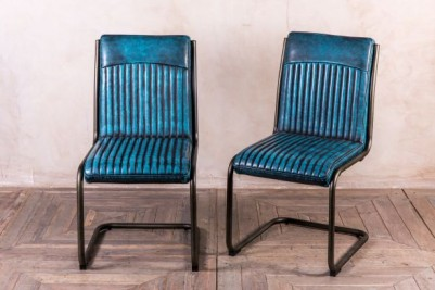 Goodwood vintage blue chair