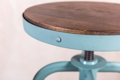 funky retro kitchen stool