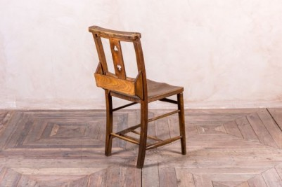 vintage Bible chair