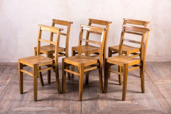Stackable Church Hall Chairs