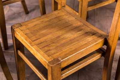 wooden chapel chairs