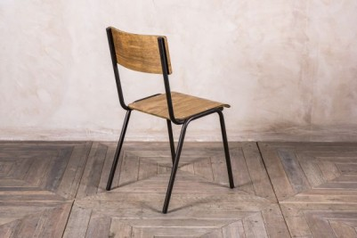 school style chair