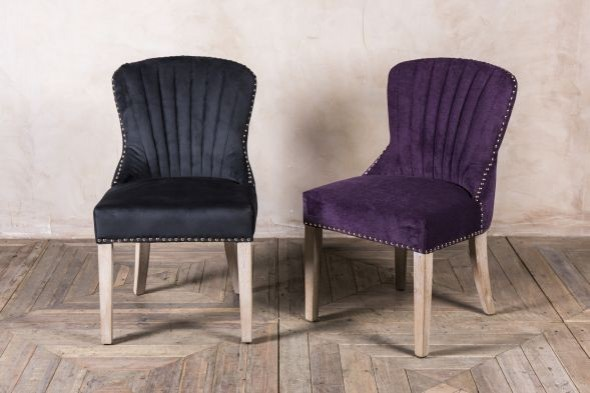 Verbier Studded Dining Chair Range