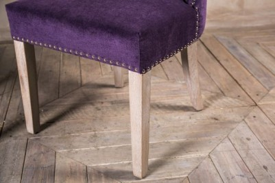 upholstered restaurant chair