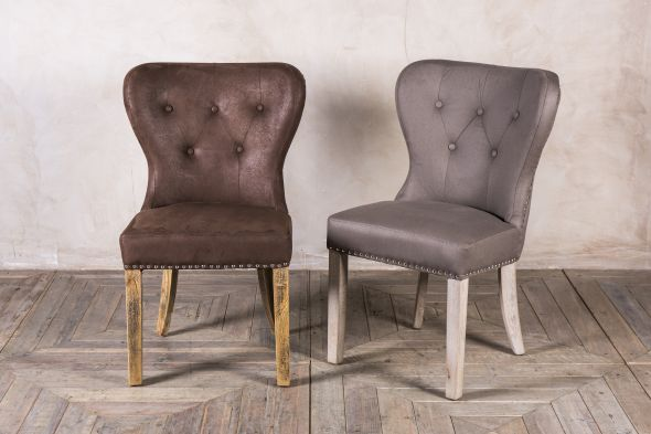 Belfort Classic Upholstered Dining Chair Range