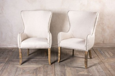 medium oak upholstered chairs