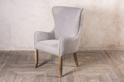 stone restaurant chair