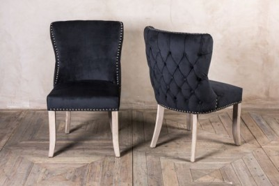 French inspired upholstered chair