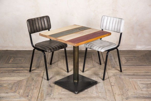 Pedestal Leg Dining Table (Dining)