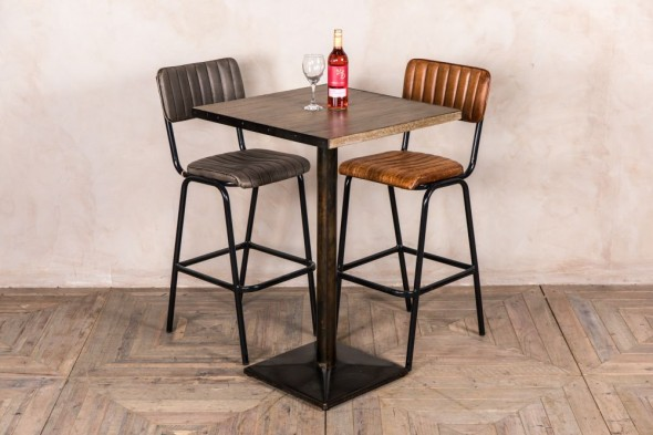 High Pedestal Table (Poseur)