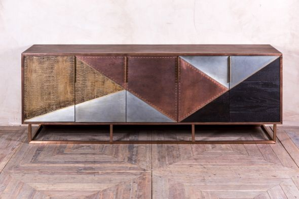 Northcliff Art Deco Style Sideboard