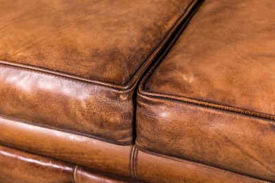 tan Chesterfield