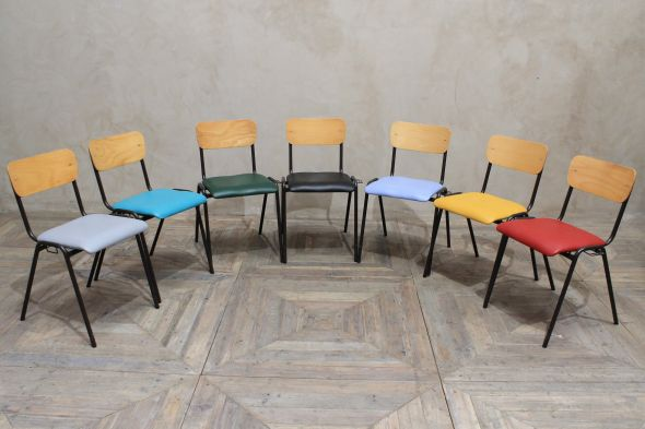 Stackable Plywood Chairs