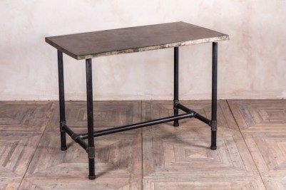 chunky pipework poseur table
