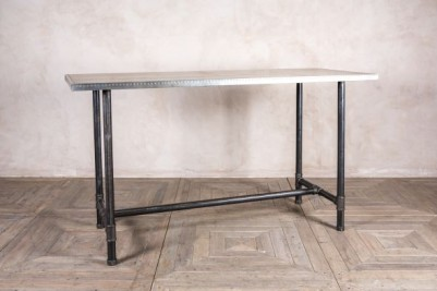 industrial poseur table
