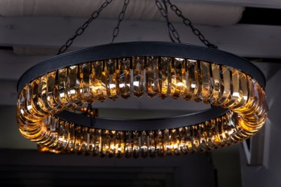 nightclub chandelier