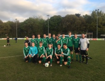 FURNITURE TO FOOTBALL: SPONSORSHIP OF FOUR OAKS RANGERS U21S