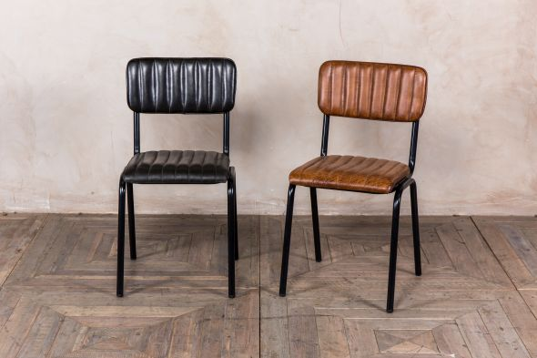Arlington Leather Restaurant Chairs