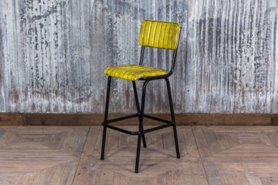industrial look bar stool