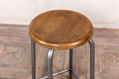 oak stool top