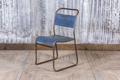 vinyl stackable dining chair