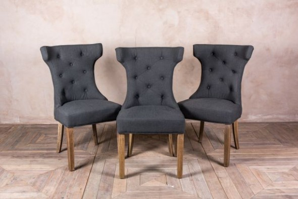 Loire Upholstered Dining Chair Range