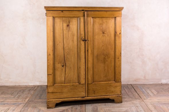 George III Pine Cupboard