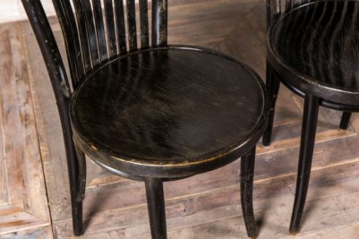 Vintage Stick Back Dining Chairs