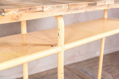 Slim Poseur Table Bar Height
