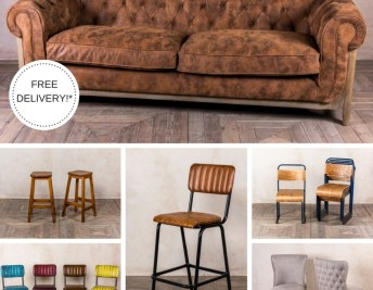 FREE DELIVERY UNTIL THE END OF SEPTEMBER ON ALL SEATING