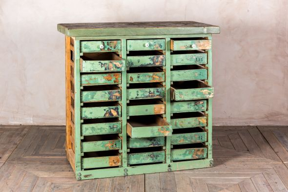 Industrial Vintage Chest of Drawers