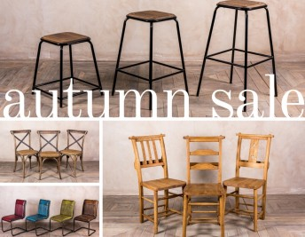 AUTUMN SALE ON SELECTED SEATING UNTIL OCT 31ST