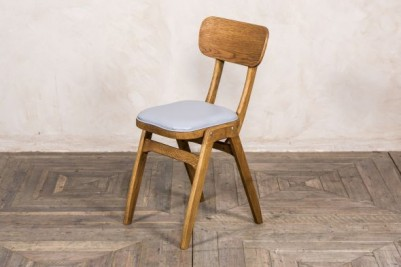ben style upholstered bistro chairs