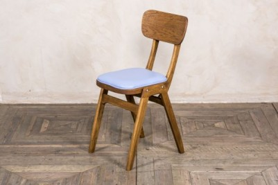 upholstered cafe dining chairs