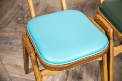 upholstered seat ben style chairs