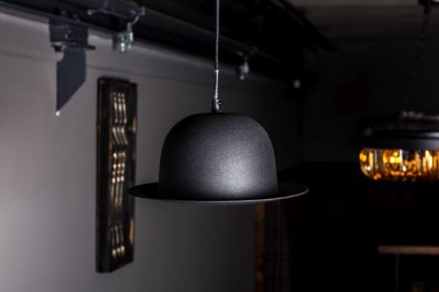 Bowler Hat Light Fitting