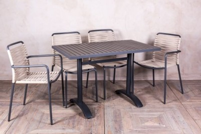 120x70cm patio table