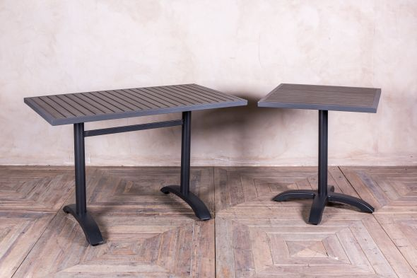 Hampton Outdoor Dining Table Range