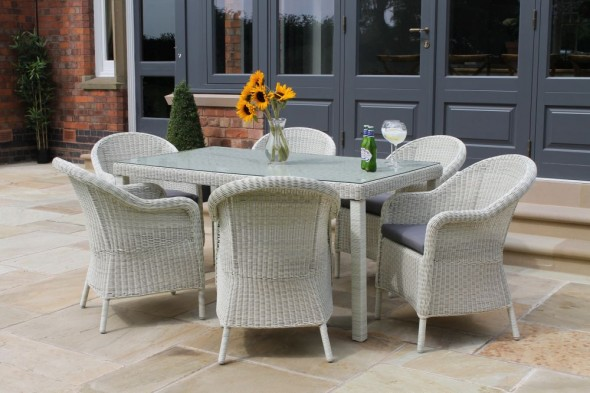 Alder Outdoor Furniture Range