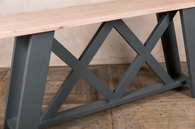criss-cross-console-table