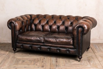 Leather Chesterfield Sofa Range