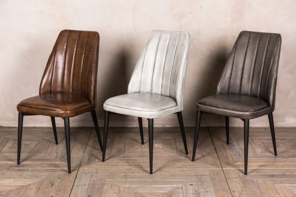 Nelson Contemporary Kitchen Chair Range
