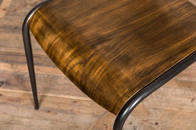 cafe style chair tapered leg