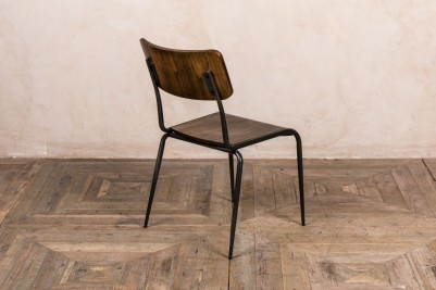 plywood seat and back chair