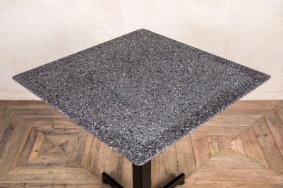 dark-small-square-terrazzo-restaurant-table