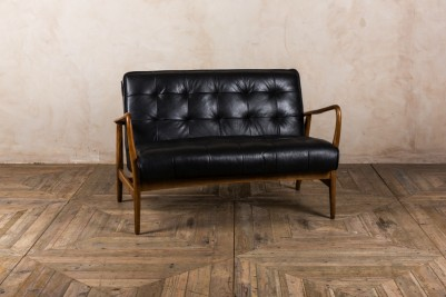 black lounge furniture