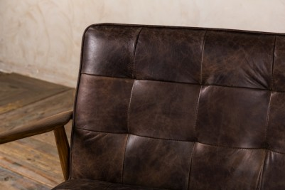hickory brown retro inspired seating
