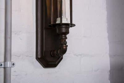 pipework light fitting
