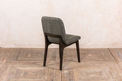 grey green dining chair