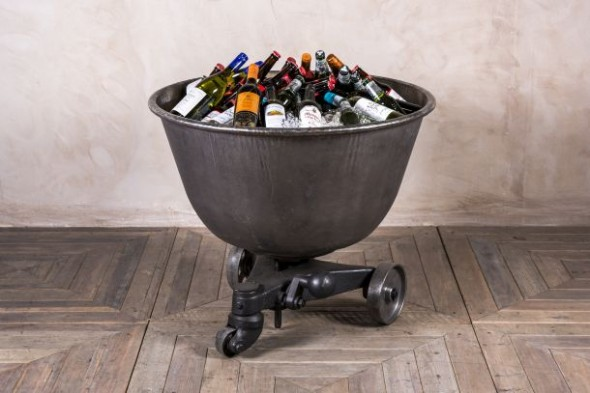 Industrial Ice Bucket